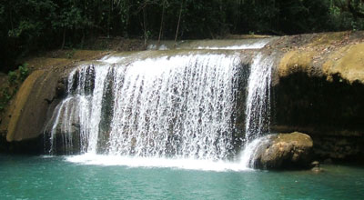 Jamaica Waterfalls Negril 2007